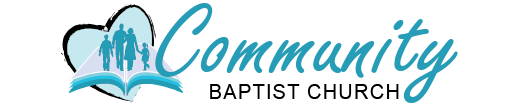 Community Baptist Church, South Riding, VA 20152 Logo